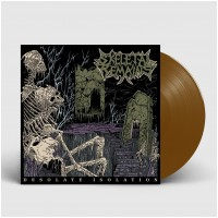 SKELETAL REMAINS - Desolate Isolation (10th Anniversary) [BROWN] (LP)