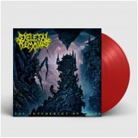 SKELETAL REMAINS - The Entombment Of Chaos [RED LP+CD] (LP)