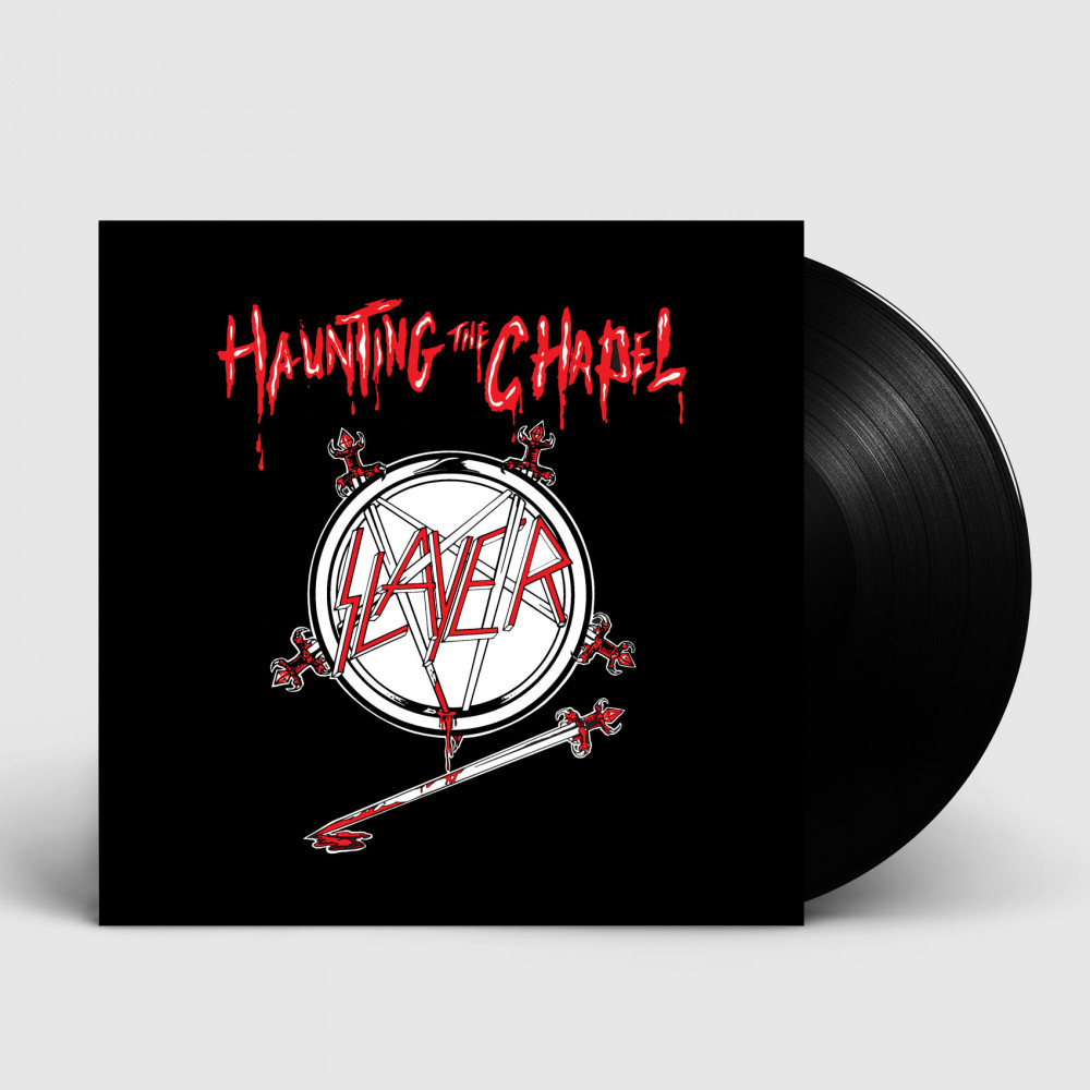 SLAYER - Haunting The Chapel [BLACK] (LP)