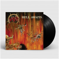 SLAYER - Hell Awaits [BLACK] (LP)