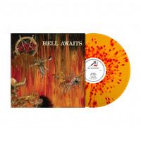 SLAYER - Hell Awaits [ORANGE/RED] (LP)