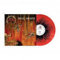 SLAYER - Hell Awaits [RED/YELLOW/BLACK] (LP)