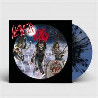 SLAYER - Live Undead [BLUE/BLACK] (LP)