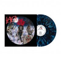 SLAYER - Live Undead [BLUE/WHITE/BLACK] (LP)