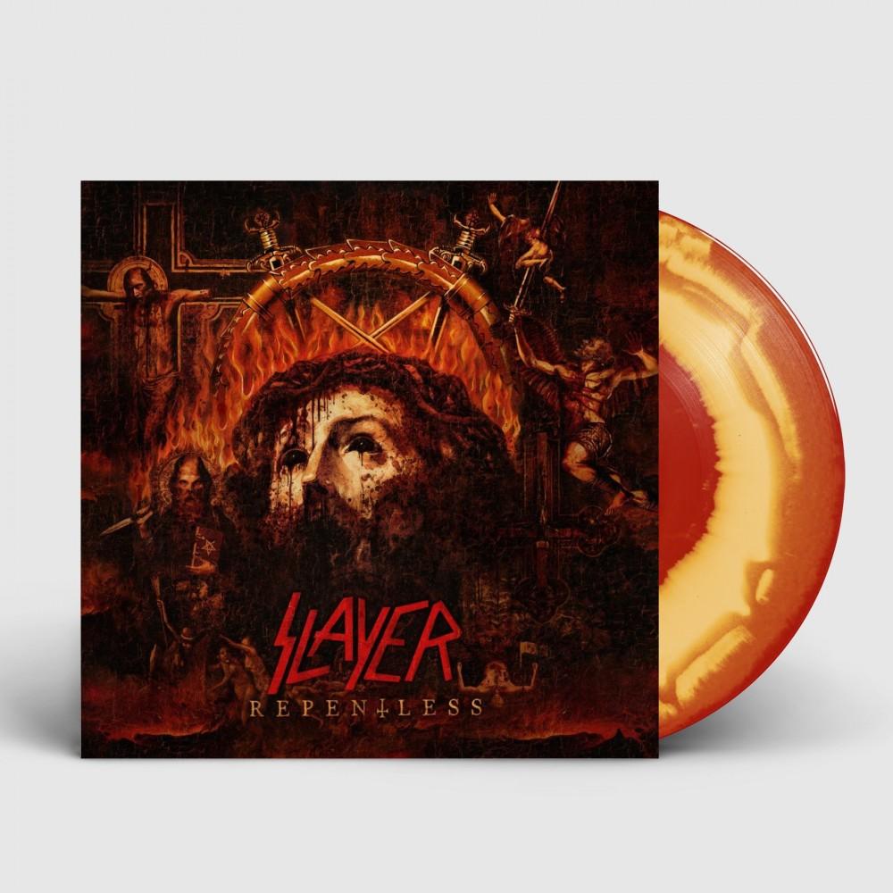 SLAYER - Repentless [ORANGE/RED] (LP)