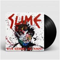 SLIME - Wem gehört die Angst [BLACK] (LP)