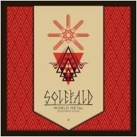 SOLEFALD - World Metal, Kosmopolis Sud [2-LP] (DLP)