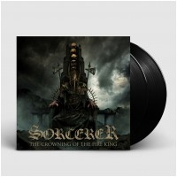 SORCERER - The Crowning Of The Fire King [BLACK] (DLP)