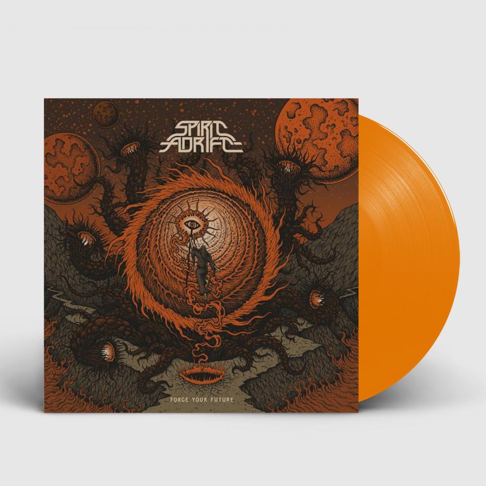 SPIRIT ADRIFT - Forge Your Future EP [ORANGE] (LP)