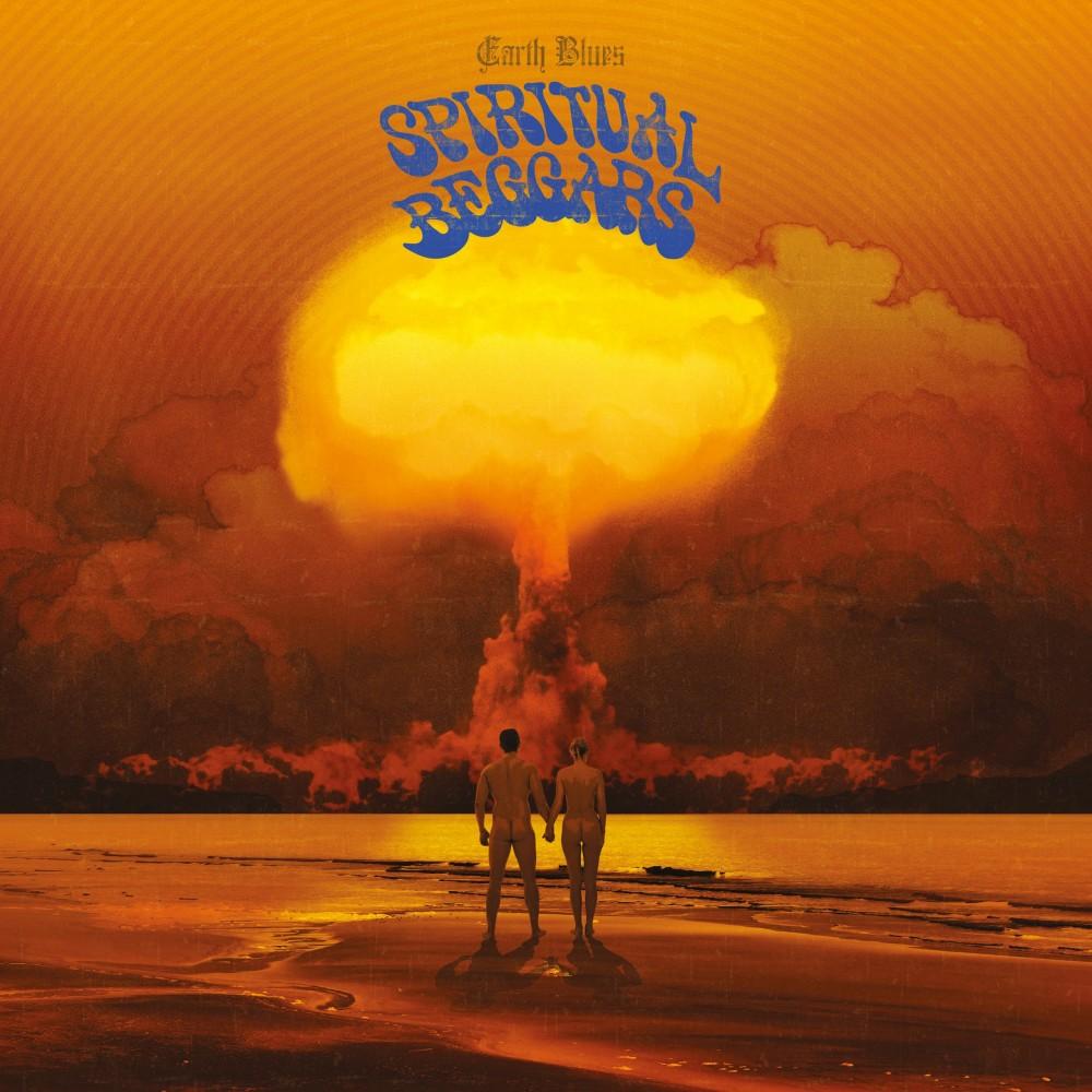 SPIRITUAL BEGGARS - Earth Blues [YELLOW/ORANGE] (DLP)