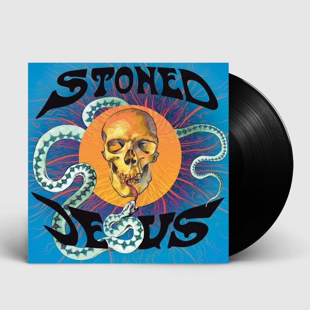STONED JESUS - First Communion [BLACK] (LP)
