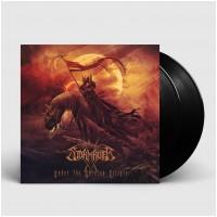 STORMRULER - Under The Burning Eclipse [BLACK] (DLP)