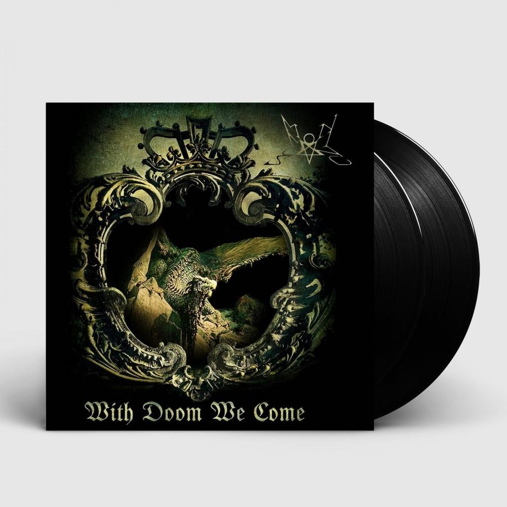 SUMMONING - With Doom We Come [BLACK] (DLP)