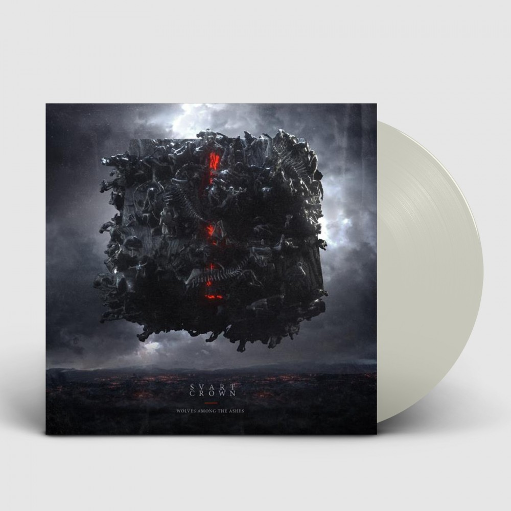 SVART CROWN - Wolves Among The Ashes [CLEAR] (LP)