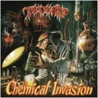 TANKARD - Chemical Invasion [YELLOW Vinyl] (LP)