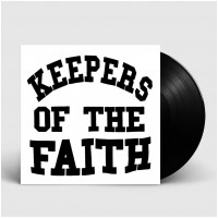 TERROR - Keepers Of The Faith (10th Anniversary) [BLACK] (LP)