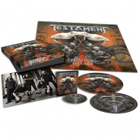 TESTAMENT - Brotherhood of the snake [DIGI+PICTURE] (BOXLP)
