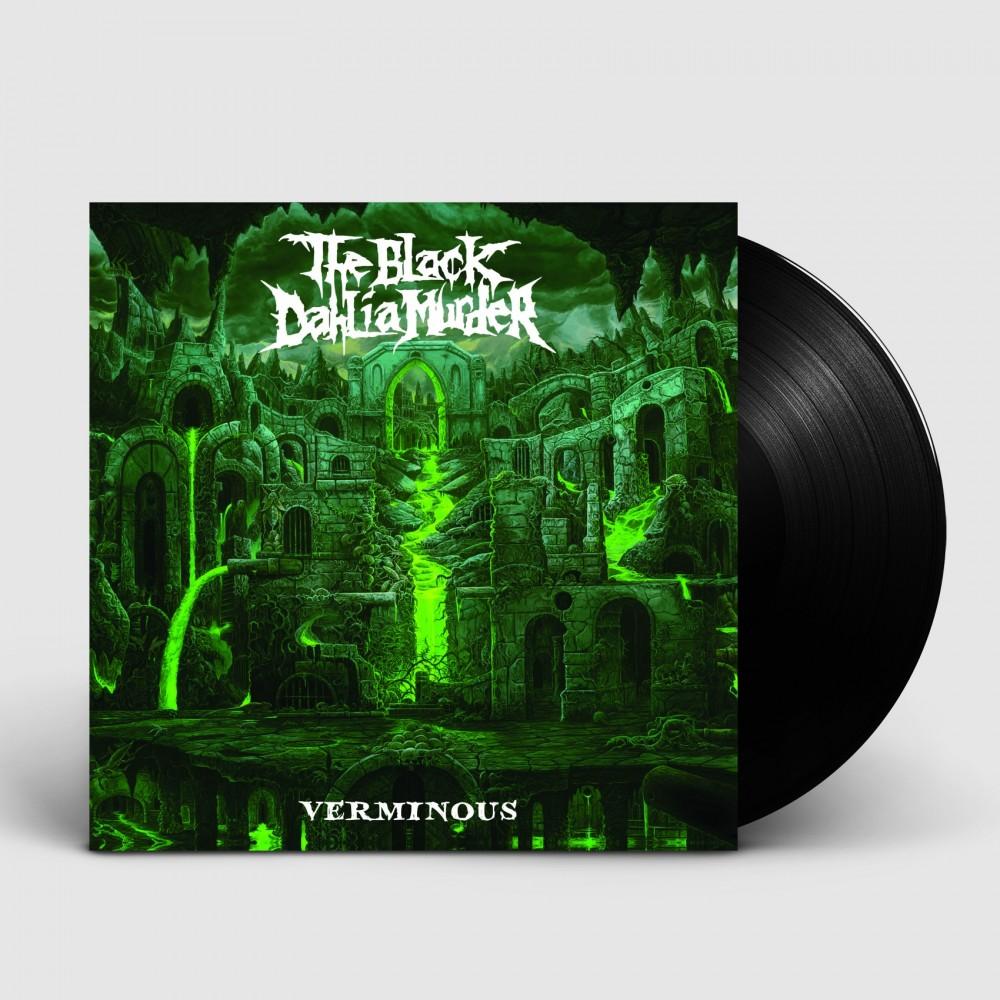 THE BLACK DAHLIA MURDER - Verminous [BLACK] (LP)