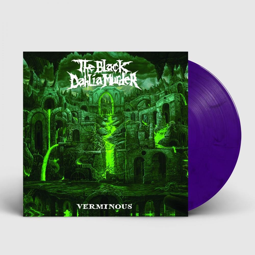 THE BLACK DAHLIA MURDER - Verminous [PURPLE/BLACK] (LP)
