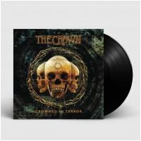 THE CROWN - Crowned In Terror [BLACK] (LP)