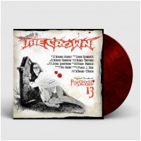 THE CROWN - Possessed 13 [RED/BLACK] (LP)