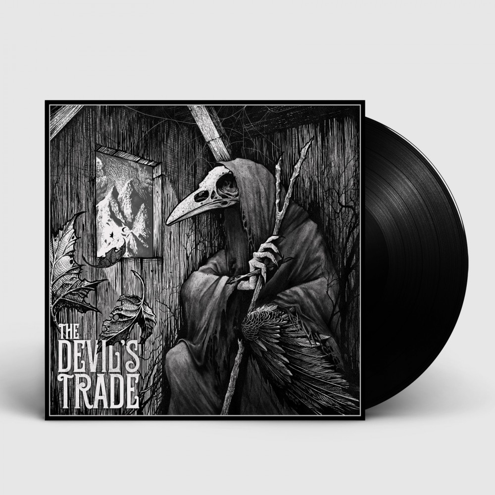THE DEVIL'S TRADE - The Call of the Iron Peak [BLACK] (LP)