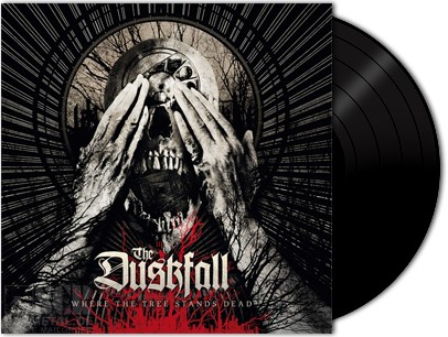 THE DUSKFALL - Where The Tree Stands Dead [BLACK] (LP)