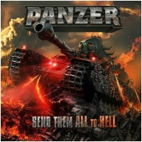 THE GERMAN PANZER - Send Them All To Hell [Gatefold 2-LP] (DLP)