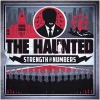 THE HAUNTED - Strength in Numbers [RED DELUXE LP+CD] (BOXLP)