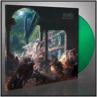 THE LION´S DAUGHTER - Existence Is Horror [GREEN] (LP)