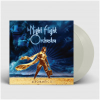 THE NIGHT FLIGHT ORCHESTRA - Aeromantic II [CLEAR] (DLP)