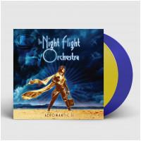 THE NIGHT FLIGHT ORCHESTRA - Aeromantic II [YELLOW/BLUE] (DLP)