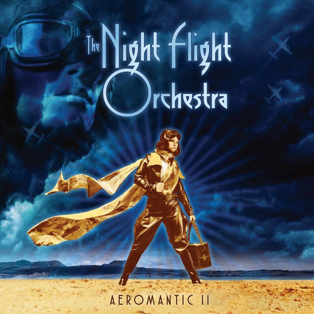 THE NIGHT FLIGHT ORCHESTRA - Aeromantic II (DIGI)