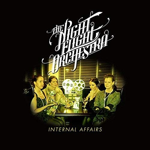 THE NIGHT FLIGHT ORCHESTRA - Internal Affairs [GREEN] (DLP)