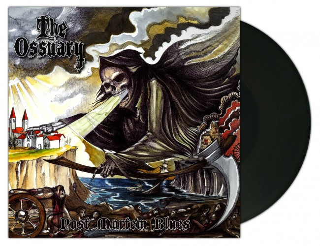 THE OSSUARY - Post Mortem Blues [BLACK] (LP)