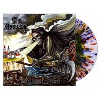 THE OSSUARY - Post Mortem Blues [SPLATTER] (LP)