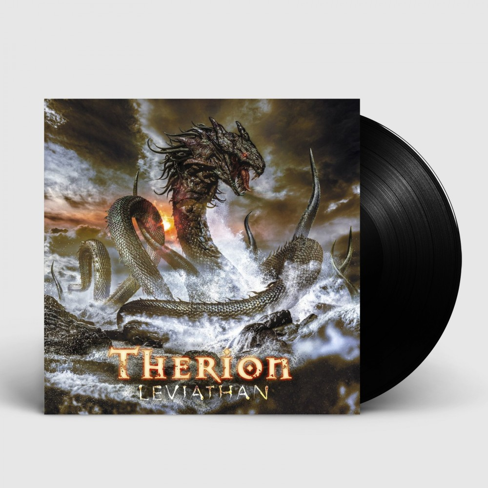 THERION - Leviathan [BLACK] (LP)