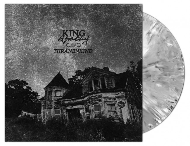 THRÄNENKIND - King Apathy [GREY] (LP)