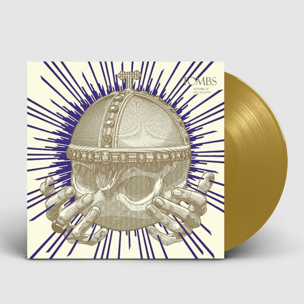 TOMBS - Monarchy Of Shadows [GOLD] (LP)
