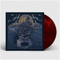 TOMBS - Under Sullen Skies [RED/BLACK] (DLP)