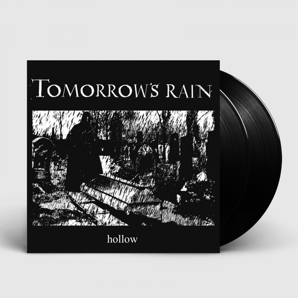 TOMORROW'S RAIN - Hollow [BLACK] (DLP)