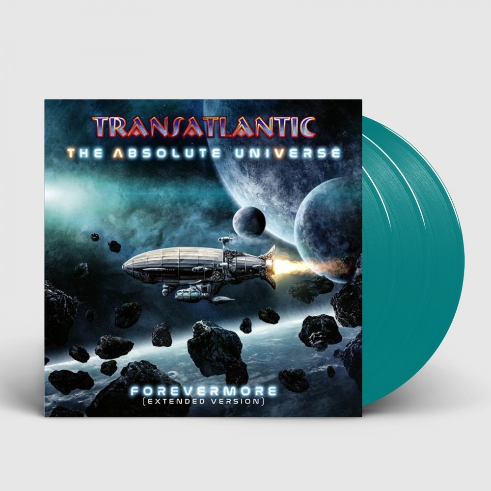 TRANSATLANTIC - The Absolute Universe: Forevermore (Extended Version) [TURQUOISE 3LP+2CD] (BOXLP)