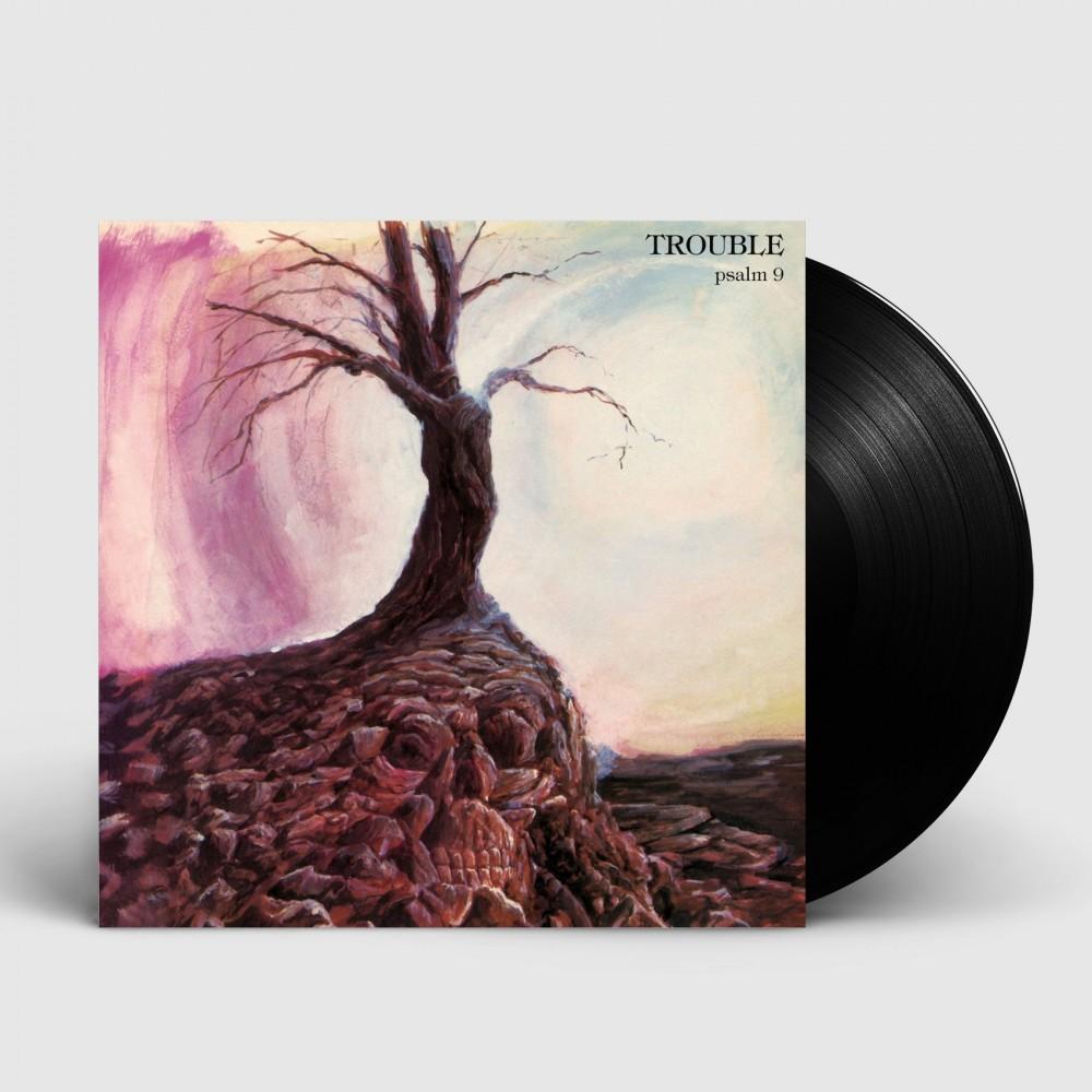 TROUBLE - Psalm 9 [BLACK] (LP)