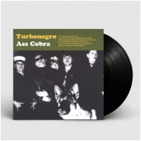 TURBONEGRO - Ass Cobra [BLACK] (LP)
