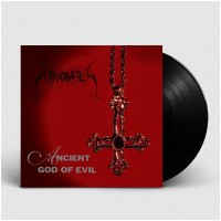 UNANIMATED - Ancient God of Evil [BLACK] (LP)