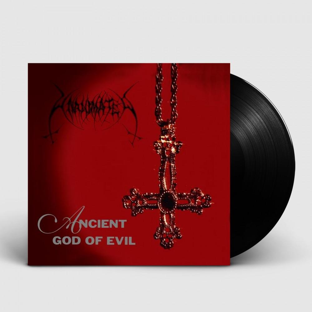 UNANIMATED - Ancient God of Evil [BLACK] (LP)