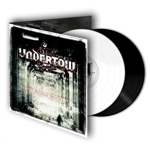 UNDERTOW - In Deepest Silence [Ltd.BLACK] (LP)