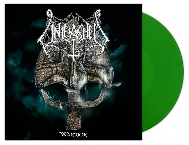 UNLEASHED - Warrior [NB GREEN] (LP)