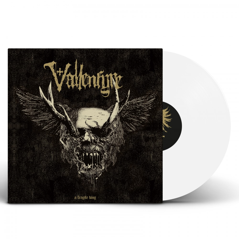 VALLENFYRE - A Fragile King [WHITE] (LP)