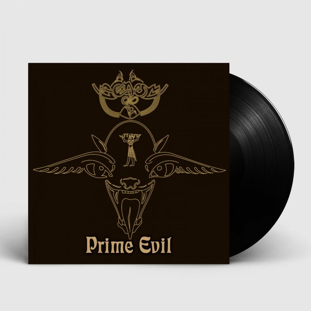 VENOM - Prime Evil [BLACK] (LP)